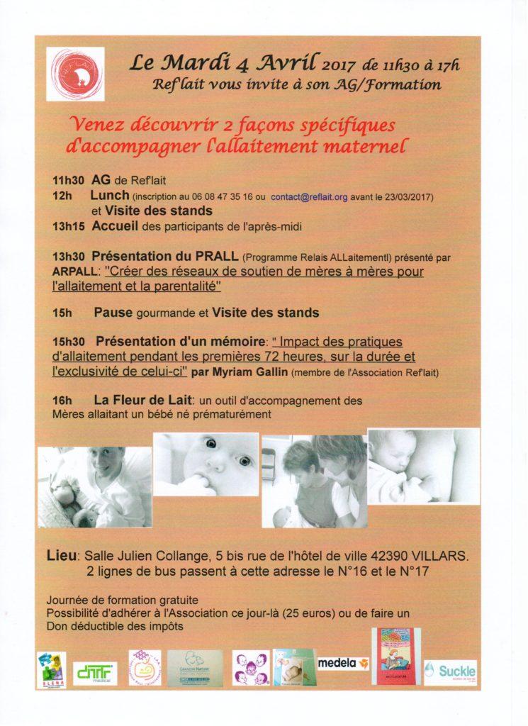 Programmeagreflait Information Pour L Allaitement