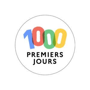 Logo des 1000 premiers jours