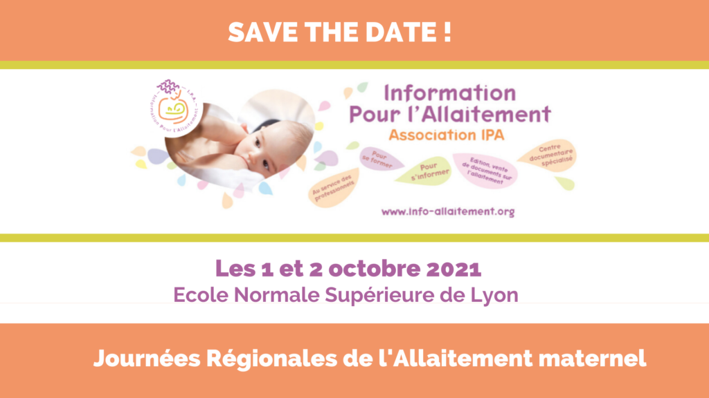 Journée Régionale de l'Allaitement Maternel 2021